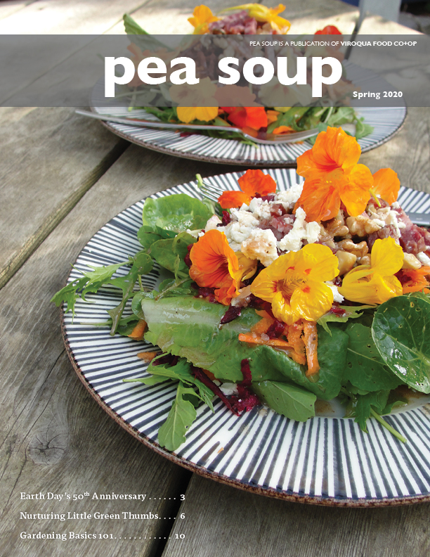 2020 Spring Pea Soup cover